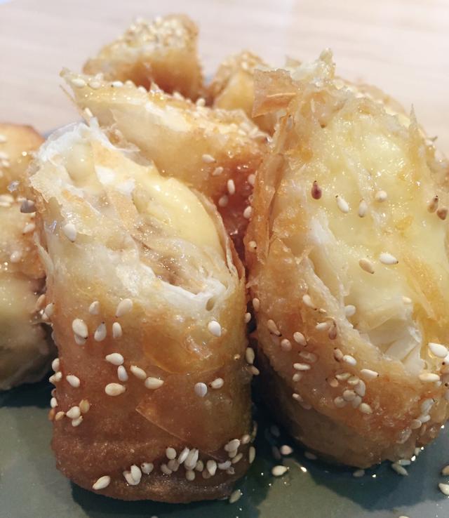 Nems bananes - Ma Cuisine Thaï