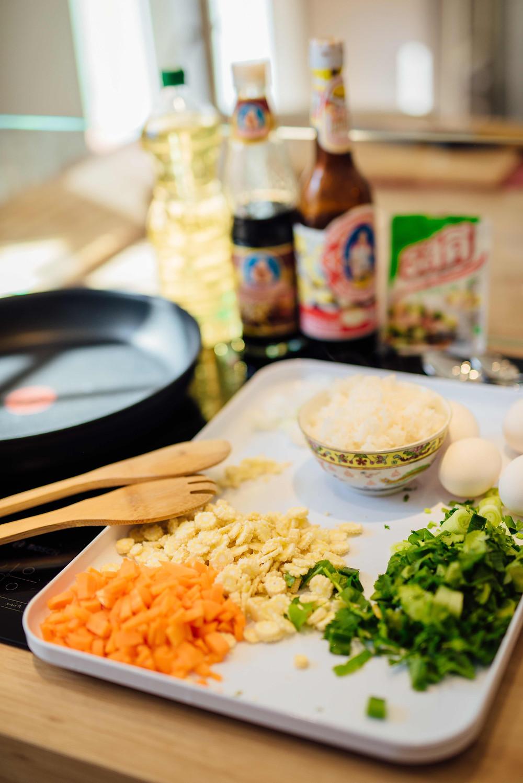 Recette Fried Rice - Ma Cuisine Thai