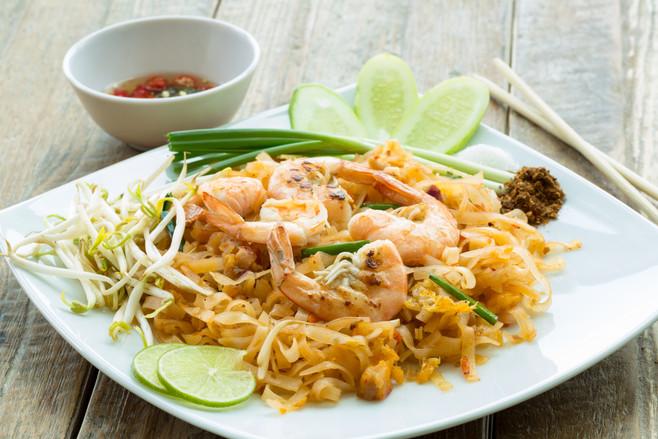 La place de la gastronomie thaïlandaise dans le monde