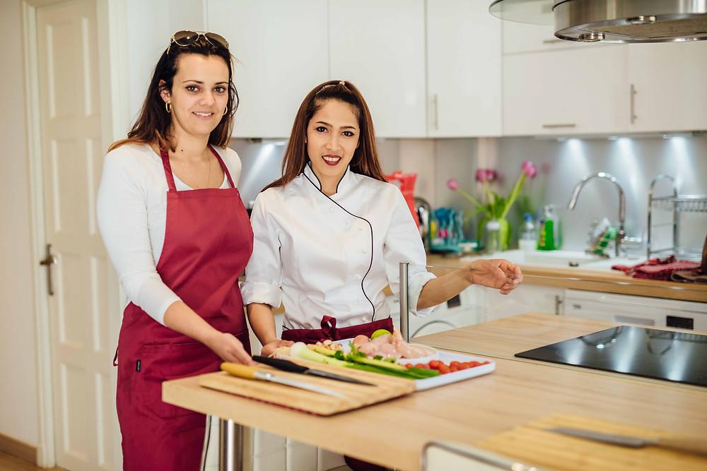 Atelier cuisine asiatique - Ma Cuisine Thai