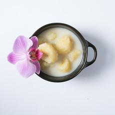 Bananes au lait de coco