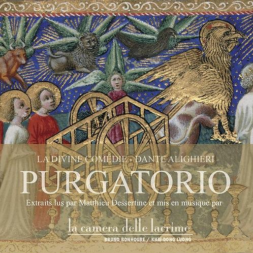 Album en téléchargement PURGATORIO - Dante Alighieri (1265-1221) + Adhésion
