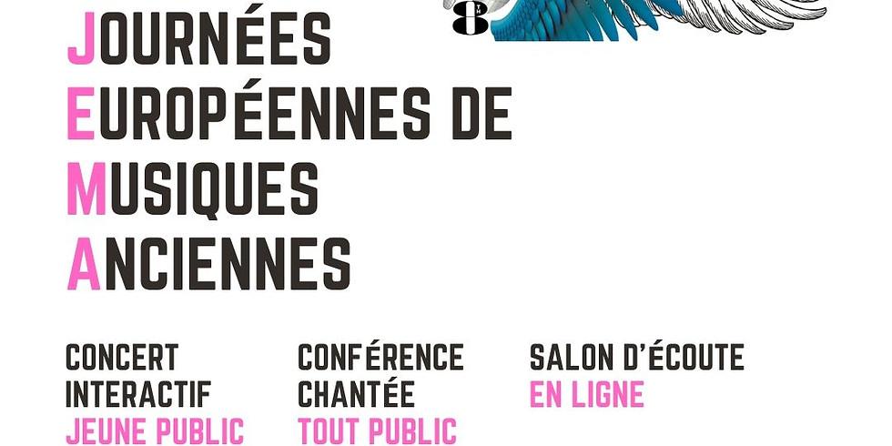 Festival IMAGO MUNDI & JEMA I Éducation et formation par la création I Clermont-Ferrand 2020