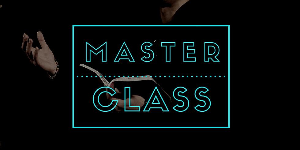 MASTER CLASS Musique de chambre