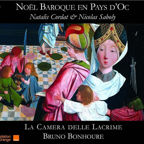 CD Noël Baroque en Pays d'Oc + Adhésion