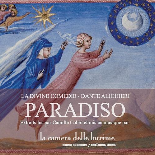 Album en téléchargement PARADISO - Dante Alighieri (1265-1221) + Adhésion