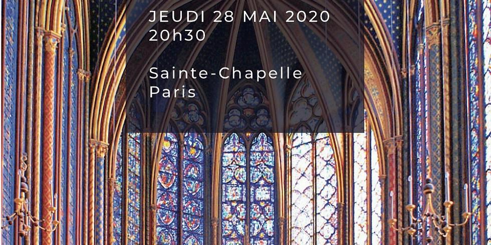 CONCERT PARTICIPATIF à la Sainte-Chapelle
