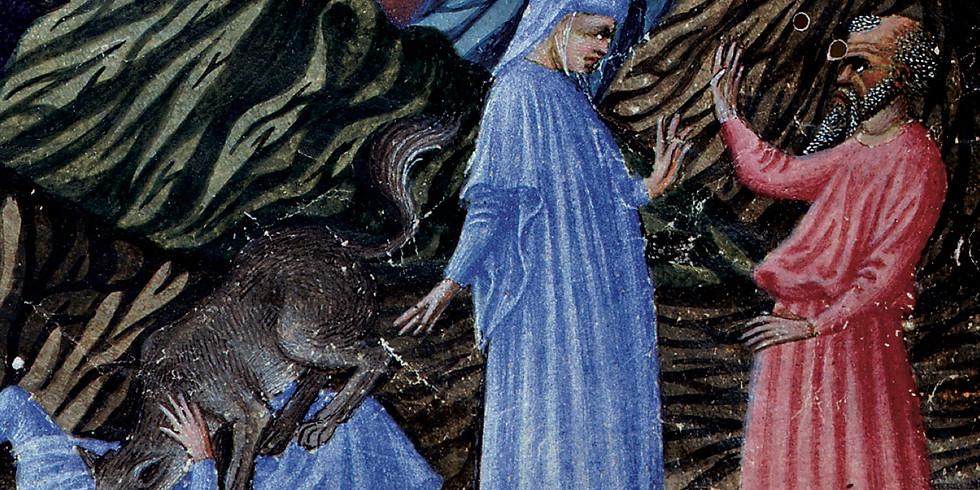 Dante Troubadour I Rencontre Publique