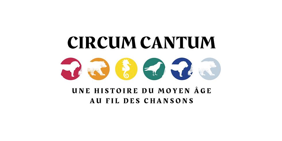 Circum Cantum I Tournage