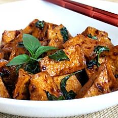 Tofu Thai Basil