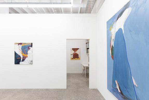 Install, 'Bitter Winds' 2019, Sumer Gallery