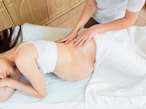 PACOTE Massagem Rosa Mosqueta com argila branca