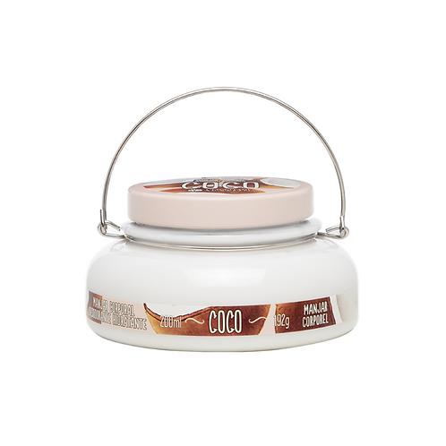 Manjar Corporal Desodorante Hidratante Coco - 200ml