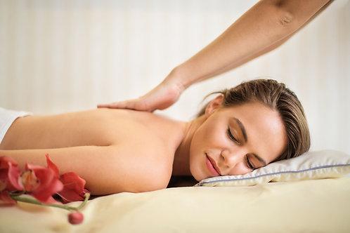 Massagem relaxante 50min