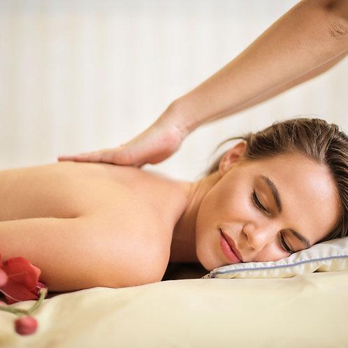 Massagem Relaxante 50 minutos - 10 sessões
