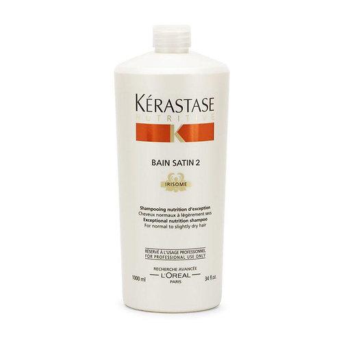 Shampoo Kerastase Bain Satin 2 - 1 litro