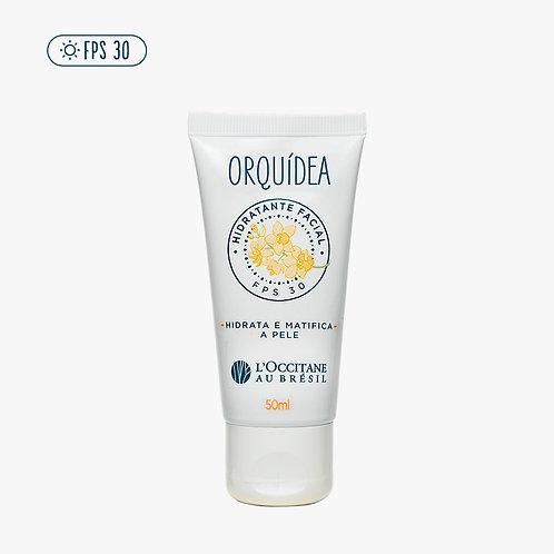 Hidratante Facial FPS 30 Orquídea - 50ml