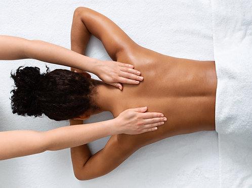 Massagem relaxante 30min