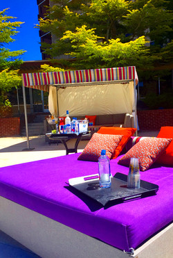 Cabanas and Day Beds