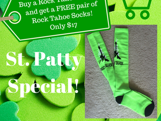 ST. PATTY SPECIAL!