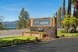 Hotel Azure Sign HR