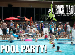 POST RACE POOL PARTY!