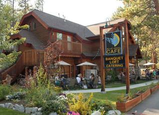 CARBO-LOAD AT BLUE ANGEL CAFE!
