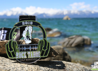 2018 FINISHER MEDALS