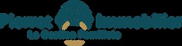 PierretImmobilier_Logo Horizontal_couleu