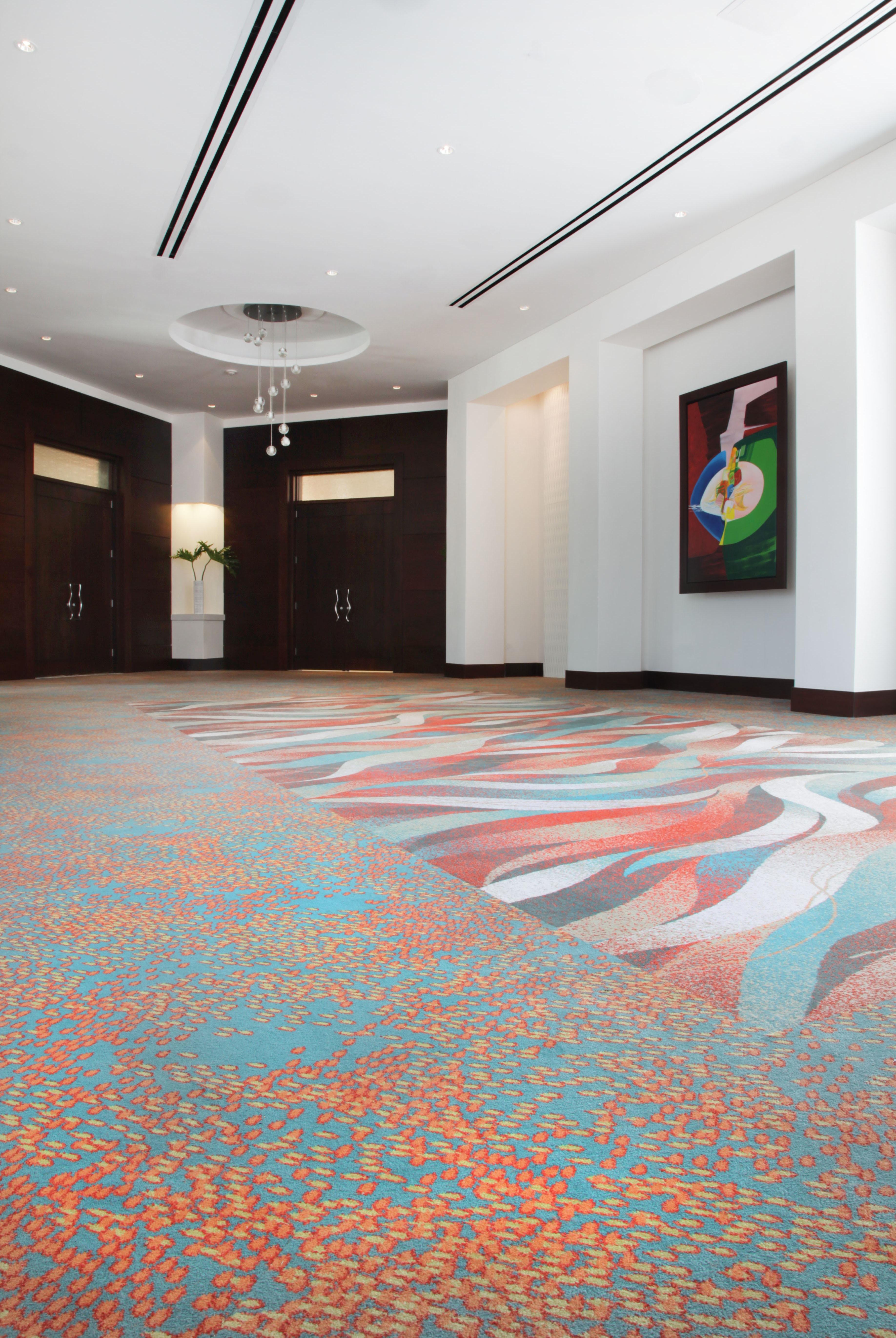 modular carpet instalación de pisos