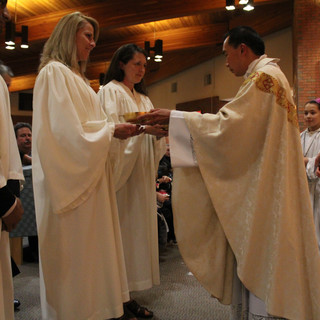 Rite of Christian Initiation of Adults [RCIA]