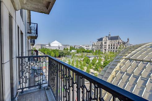 appartement aux normes handicapés à Paris