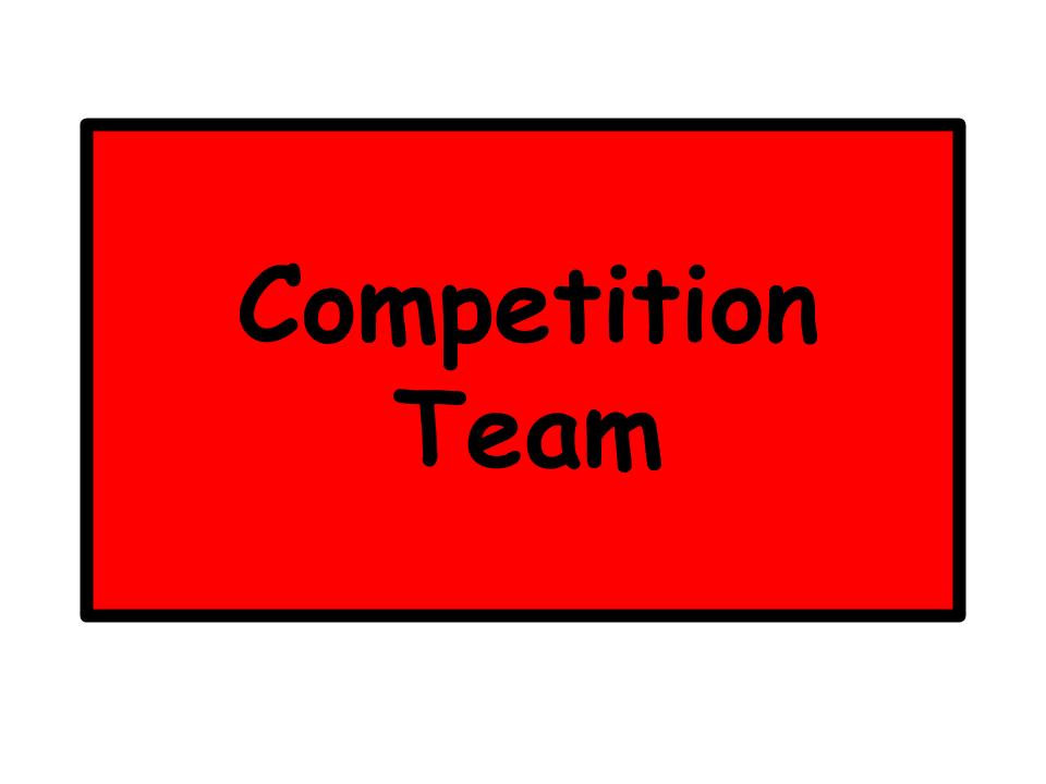 Competition Team Class
