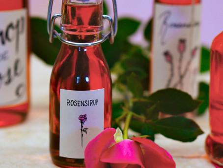 Rosensirup