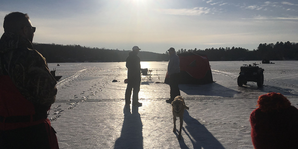 (Cancelled) Ice Fishing Workshop
