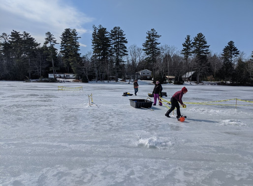 Monitoring Under Ice Currernts