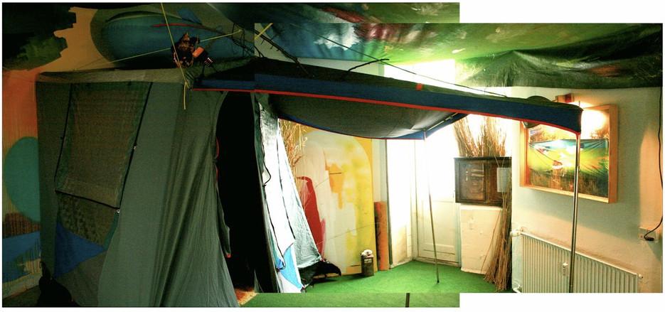 """""""Det edder bixme teltede"""""""