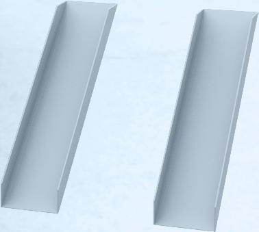 MC-100/70 GRAIN CHUTES