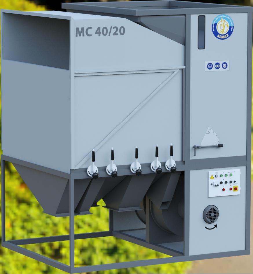 ALMAZ MC-40/20