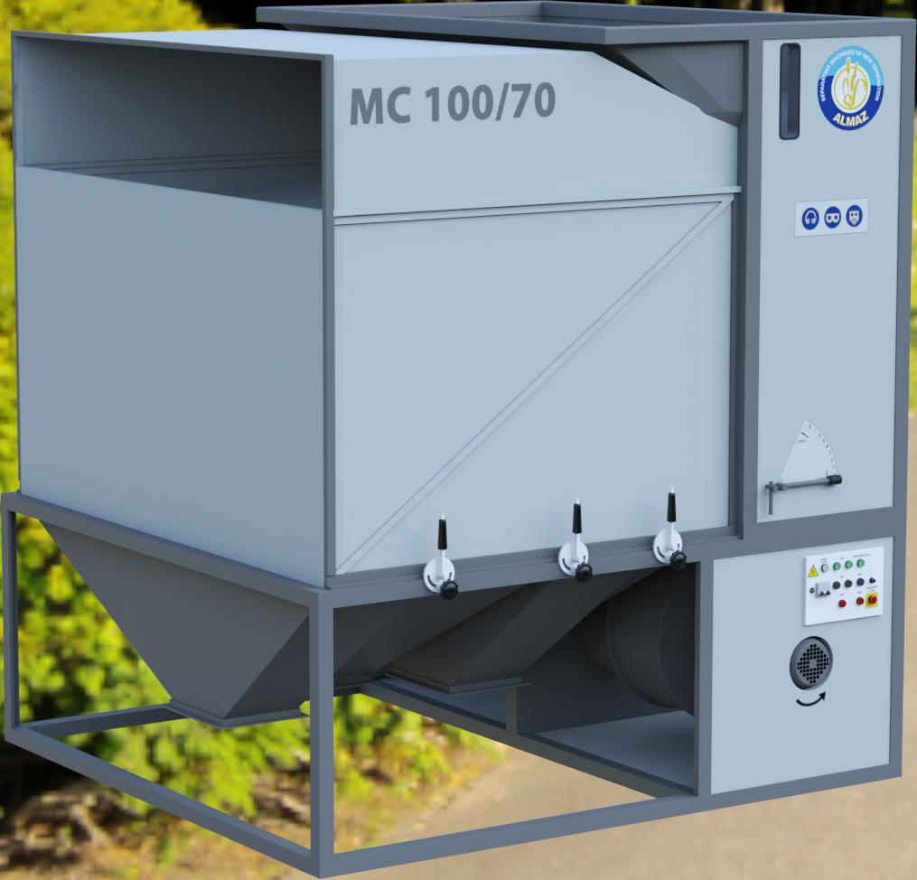 ALMAZ MC-100/70