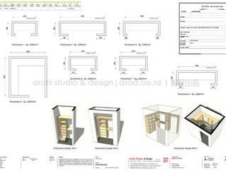 Interior Design - Wardrobe Units