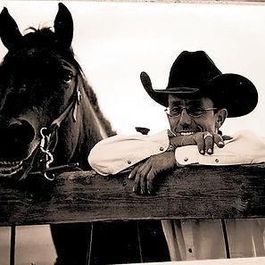 Dan Grunewald, horse trainer and judge