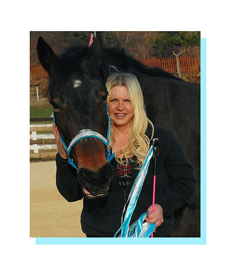 Owner, Brenda Schillinger with her inspi