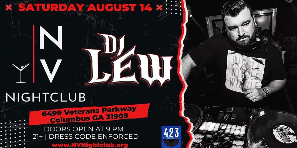 DJ LEW GLOW PARTY