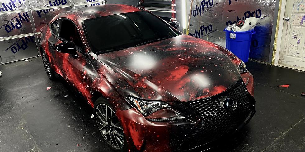 Thatz A Wrap Car Show