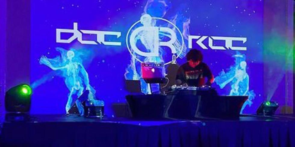DJ DOC ROC GLOW PARTY