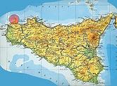 San Vito Lo Capo - Map
