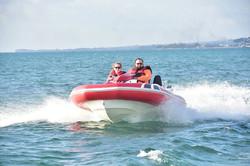SeaKarting in Indian Ocean