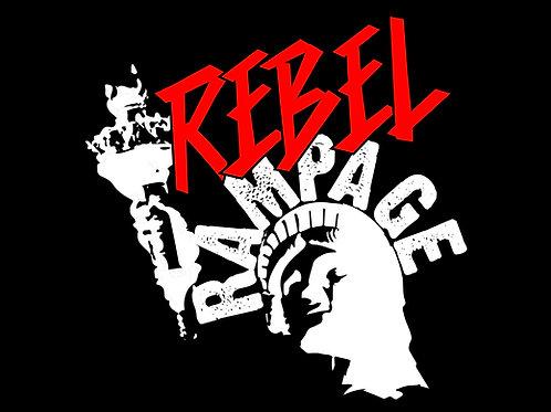 RR T-Shirt - Red White Logo