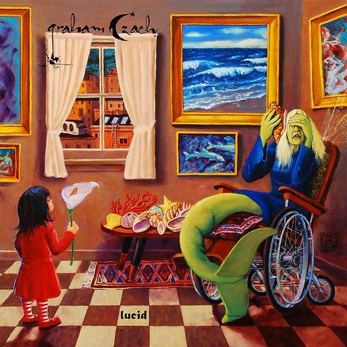 'LUCID' Debut Album LP (CD) - 2010